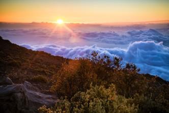 Haleakala Hawaii